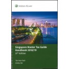 Singapore Master Tax Guide Handbook 2018/19 (37th Edition)