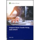 Singapore Master Transfer Pricing Guide 2018/2019