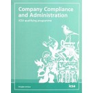 Company Compliance and Administration: ICSA Qualifying Programme
