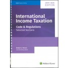 International Income Taxation: Code and Regulations — Selected Sections (2019-2020)