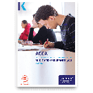 ACCA (AA) Audit and Assurance (Study Text)