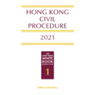 Hong Kong Civil Procedure 2021