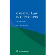 Criminal Law in Hong Kong, 3rd Edition