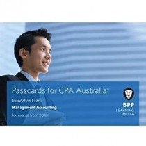 CPA Australia: Management Accounting (Passcards)