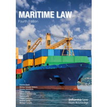 Maritime Law, 4th Edition