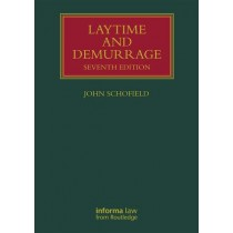 Laytime and Demurrage, 7th Edition