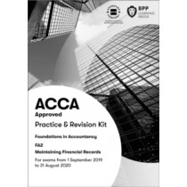 FA2 Maintaining Financial Records (Practice & Revision Kit)