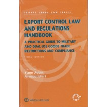 Export Control Law and Regulations Handbook