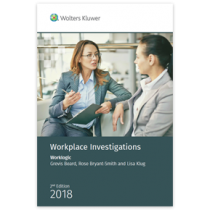 Workplace Investigations, 2nd Edition