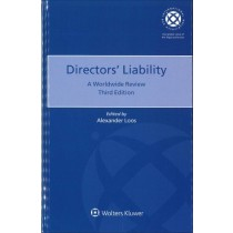 Directors Liability: A Worldwide Review, 3rd Edition