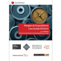 Mergers & Acquisitions Bilingual Law Guide 2013/14