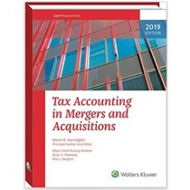 Tax Accounting in Mergers and Acquisitions (2019)