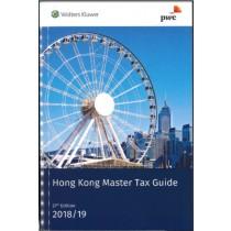 Hong Kong Master Tax Guide 2018-2019 (27th Edition)