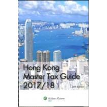 Hong Kong Master Tax Guide 2017-2018 (26th Edition)