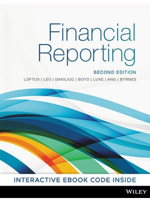 Financial Reporting, 2nd Edition