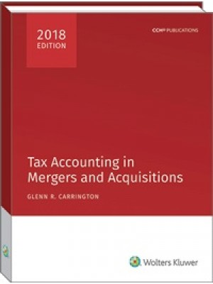 Tax Accounting in Mergers and Acquisitions (2018)