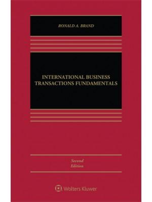 International Business Transactions Fundamentals, 2nd Edition