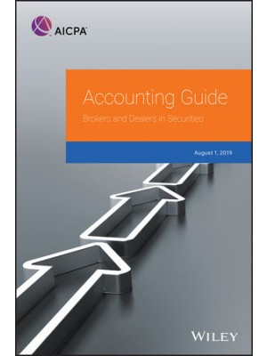 Accounting Guide: Brokers and Dealers in Securities 2019