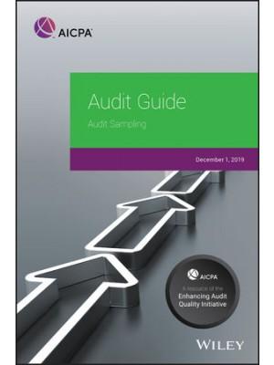 Audit Guide: Sampling 2019