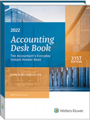 Accounting Desk Book (2022)