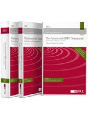 The Annotated Issued IFRS® Standards—Standards issued at 1 January 2021 (The Annotated Red Book)