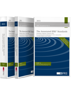 The Annotated IFRS® Standards—Required 1 January 2021 (The Annotated Blue Book)