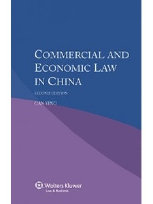 Commercial and Economic Law in China, 2nd Edition