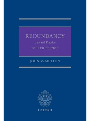 Redundancy: Law and Practice, 4th Edition