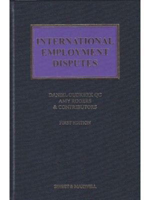 International Employment Law Disputes