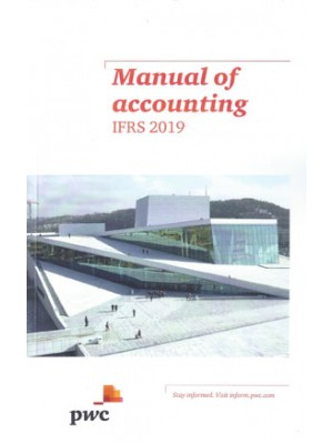 PwC Manual of Accounting IFRS 2019 Set