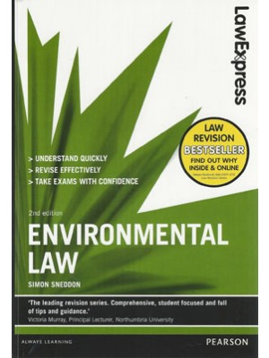 Law Express: Environmental Law (Revision Guide), 2nd Edition