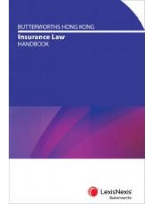 Butterworths Hong Kong Insurance Law Handbook