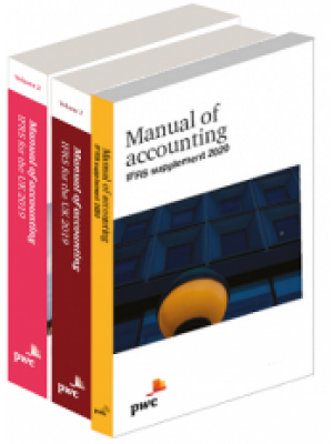 PwC Manual of Accounting IFRS 2020 Set