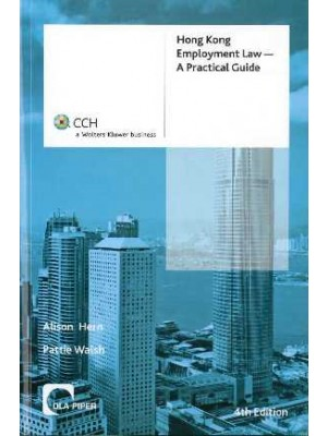 Hong Kong Employment Law: A Practical Guide, 4th Edition