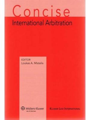 Concise International Arbitration