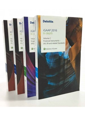 Deloitte International IFRS Pack 2016