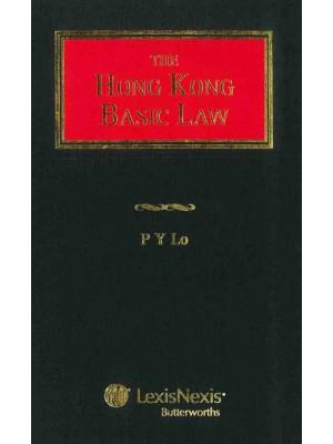 The Hong Kong Basic Law