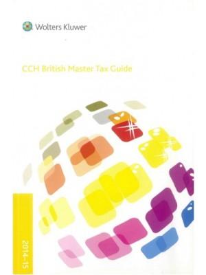 British Master Tax Guide 2014-15