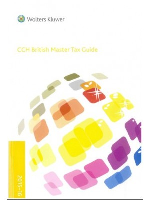 British Master Tax Guide 2015-16