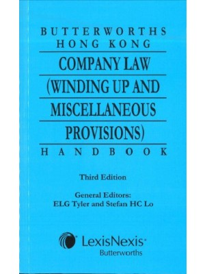 Hong Kong Listed Company: Law and Practice - Recommended for