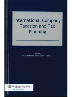 International Company Taxation and Tax Planning
