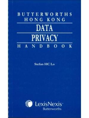 Butterworths Hong Kong Data Privacy Handbook