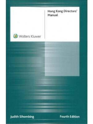Hong Kong Directors' Manual, 4th Edition