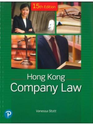 Hong Kong Company Law, 15th Edition