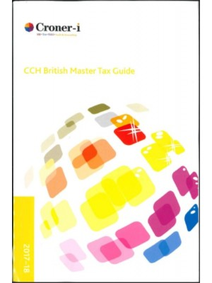 British Master Tax Guide 2017-18