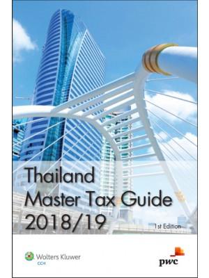 Thailand Master Tax Guide 2018/19