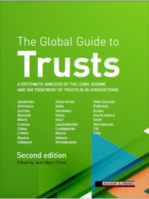 The Global Guide to Trusts, 2nd Edition