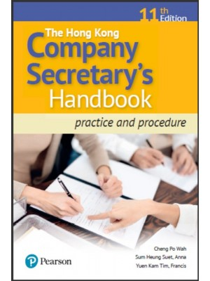 The Hong Kong Company Secretary's Handbook: Practice and Procedure (11th Edition)
