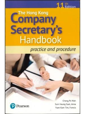 The Hong Kong Company Secretary's Handbook: Practice and Procedure (11th Edition)