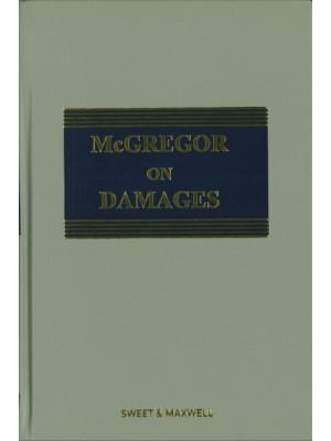 McGregor on Damages, 21st Edition